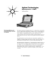 Agilent Technologies 37907A