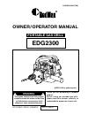 Zenoah EDG2300