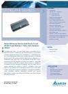 Delta Electronics Delphi ND Series