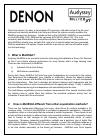 Denon MULTEQXT AVR-2807CI