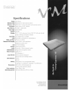 Dialogue Flybook VM Specifications 2 pages