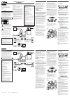Aiwa UZ-US301 Manual  2 pages