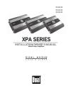 Dual XPA2100