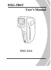DXG DXG-5B6V