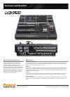 Edirol LVS-800 - Features and benefits