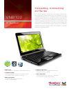 ViewSonic VNB102 Specifications 2 pages