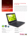 ViewSonic VNB105 Brochure & Specs 2 pages