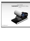 TANDBERG PrecisionHD 1080p
