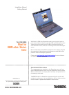 TANDBERG D4068 Installation Manual 19 pages