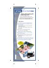 Epson R320 - Stylus Photo Color Inkjet Printer