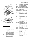 Epson ActionNote 500C Product Information Manual 8 pages
