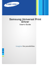 Samsung SF-5100P Operation & User's Manual 21 pages