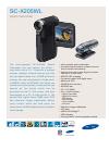 Samsung SC-X205WL