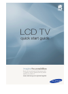 Samsung ATIV Smart PC Pro 5 Quick Start Manual 5 pages
