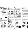 Samsung SH-S222L - DVD±RW / DVD-RAM Drive Operation & User's Manual 2 pages