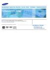 Samsung TS-H552B Manual 32 pages