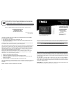 Timex 75328T Operation & User's Manual 4 pages