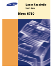 Samsung Msys 6750 Operation & User's Manual 104 pages