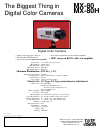 Tote Vision MX-80