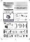 Samsung LFD EX Series Quick Setup Manual 4 pages