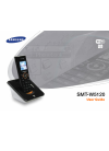 Samsung SMT-W5120 Operation & User's Manual 132 pages