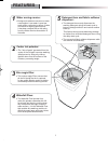 Samsung SW674ASP Operation & User's Manual 10 pages