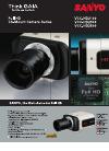 Sanyo VCC-HD2100 - Full HD 1080p Network Camera