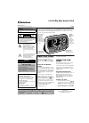 Radio Shack 63-1416 Owner's Manual 4 pages