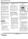 Radio Shack 63-987 Owner's Manual 3 pages