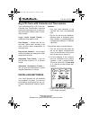 Radio Shack Big LCD Clock Manual 4 pages