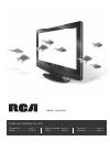 RCA l46wd250 - LCD Scenium Flat HDTV