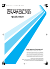 Roland DV-7DL PRO Quick Start Manual 48 pages