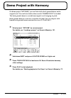 Roland VS-2000 Supplementary Manual 1 pages