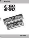 Roland E-50, E-60