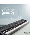 Roland FP-7F Specifications