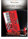 Roland V-ACCORDION FR-7 Brochure & specs