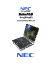 Packard Bell NEC Versa E680 Disassembly Manual 26 pages