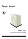 Generac Power Systems Automatic Standby Generators