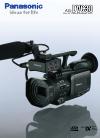 Panasonic AGDVC30E5