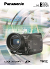 Panasonic AGEZ50U - DIGITAL CAMERA REC