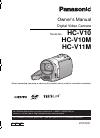 Panasonic HC-V10K