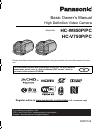 Panasonic HC-W850P