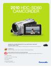 Panasonic HDC-SD60EF