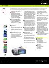 Sony DCR-SR300 - 40gb Hard Disk Drive Handycam Camcorder
