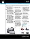 Sony DCRDVD850 - Handycam DVD Hybrid Camcorder