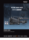 Sony PMW500/HD02