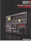 Sony PVW-2800P