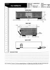 Sony TC-WR570 - Dual Hi Fi Cassette Deck
