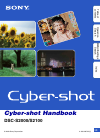 Sony Cyber-shot 4-166-207-11(1)