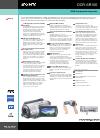 Sony Handycam DCR-SR100